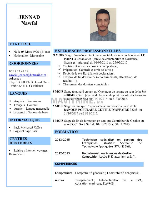 Technicien Spécialisé en Gestion des entreprises