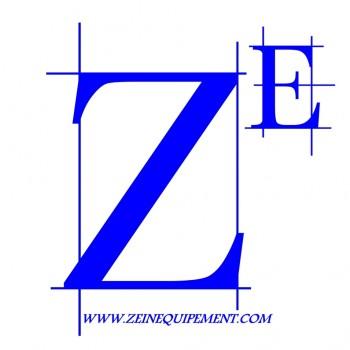 Logo de la vitrine : ZEIN EQUIPEMENT