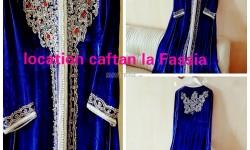 Location caftan la Fassia