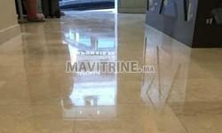 rénovation de marbre