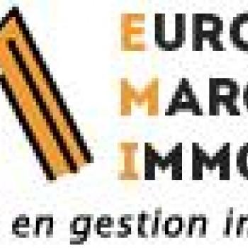 Logo de la vitrine : EUROPE MAROC IMMOBILIER
