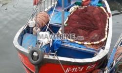 Flouka ( Barque de pêche )