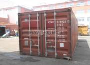 Photo de l'annonce: conteneur maritime occasion et neuf au Maroc