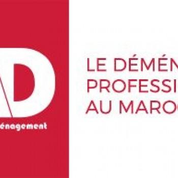 Logo du Vitrine: ADIAN DEMENAGEMENT SARL