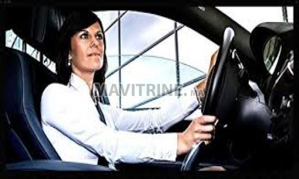 Emploi Chauffeur Maroc