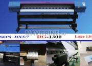 Photo de l'annonce: Imprimante numerique avec  tete Epson DX5/DX6