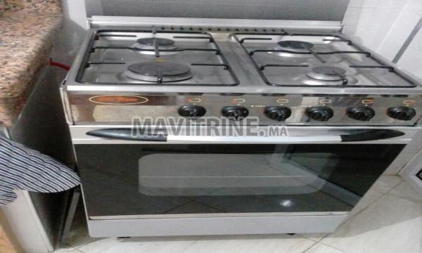 cuisinière 4 feux gaz