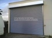 Photo de l'annonce: fourniture et installation des rideaux métallique