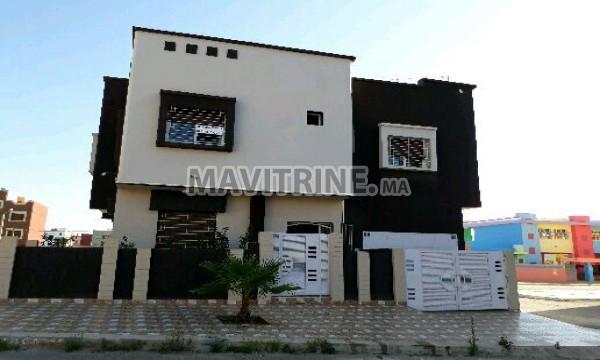 A vendre belle petite villa de 110m2 a saidia