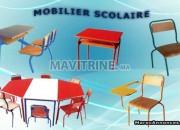 Photo de l'annonce: mobilier et fourniture scolaire