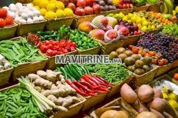 Fournisseur Fruits & Légumes