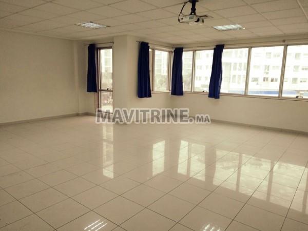Plateau bureau de 353 m² au Centre ville