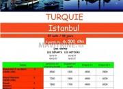 Photo de l'annonce: PROGRAMME ISTANBUL
