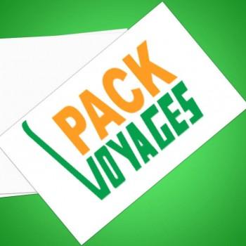 Logo du Vitrine: PACK VOYAGES