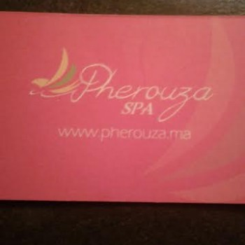Logo du Vitrine: PHEROUZA