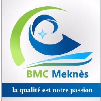 Logo du Vitrine: BMC MEKNèS