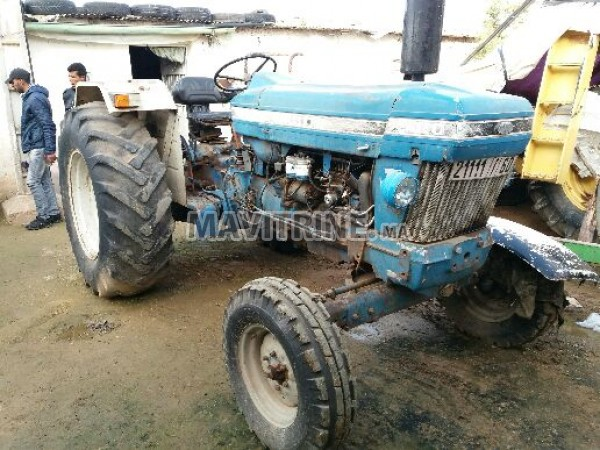 tracteur ford5610