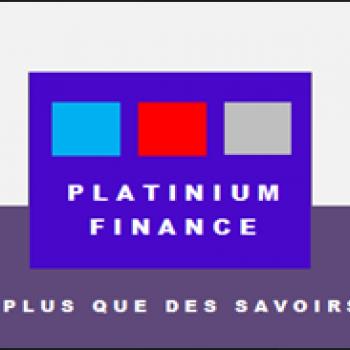 Logo du Vitrine: PLATINIUM FINANCE