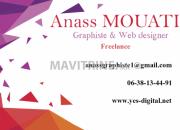 Photo de l'annonce: infographiste-web designer