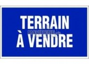 Photo de l'annonce: A vendre Lot de Terrain R+2