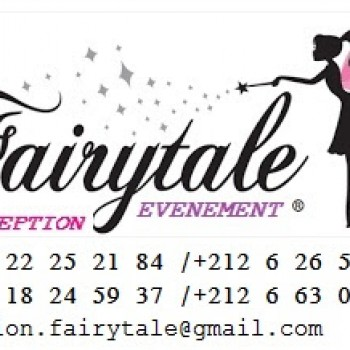 Logo du Vitrine: FAIRYTALE EVENTS
