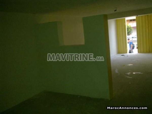 Location Appartement usage Bureaux  a Sala Al jadida