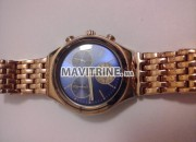 Photo de l'annonce: Montre Swatch BLUE WIN Unisex en Inox Rosé