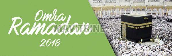 Omra pour ramadan 2018