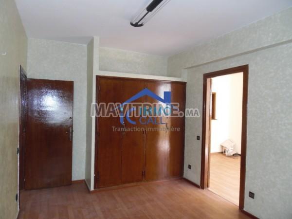 Appartement usage bureau A LOUER située à l'Agdal Rabat