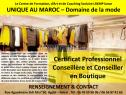 Photo de l'Annonce: Devenez conseiller ou conseillère en boutique
