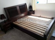 Photo de l'annonce: Chambre à coucher en bois massif hetre