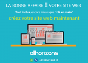 Photo de l'annonce: Création de sites web