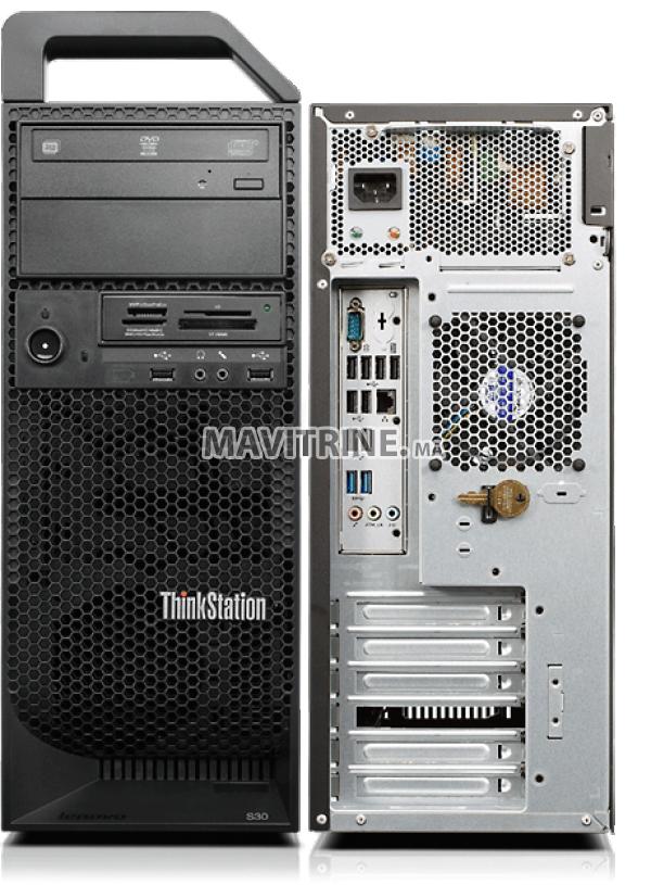 Lenovo ThinkStation S30 Workstation 64GB RAM