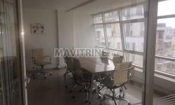Plateau bureau de 170 m² à centre ville
