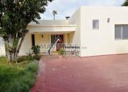 Photo de l'annonce: Villa PLAIN-PIED de 900m a louer à Rabat Souissi