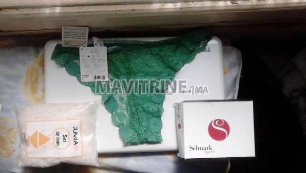 ea2a00785e Selmark Culotte brésilien - Vert + Sel de bain à vendre dans ...