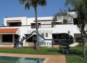 Photo de l'annonce: Belle villa très originale à louer à Souissi Rabat
