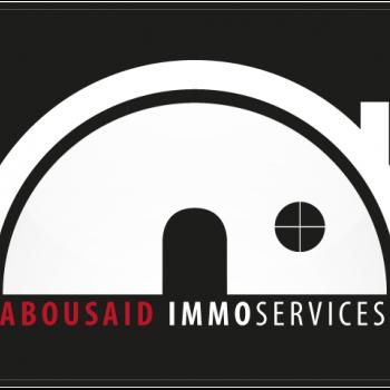 Logo du Vitrine: AGENCE  ABOUSAID IMMO SERVICES
