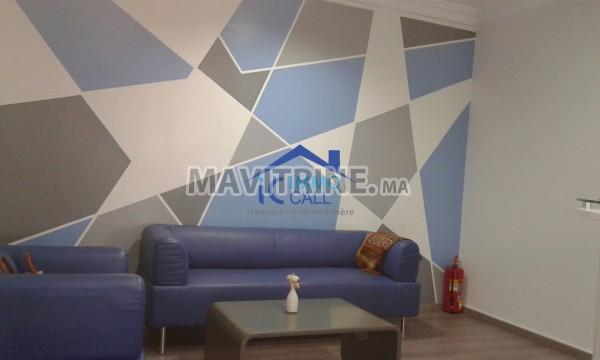 Plateau bureau en location situè à Hay Riad
