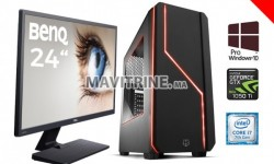 PC GAMER i7-7700K GTX 1050TI