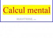 Photo de l'annonce: CALCUL MENTAL
