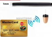 Photo de l'annonce: Master Card GSM avec mini oreillette