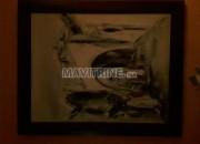 Photo de l'annonce: بيع لوحات فنية رائعة