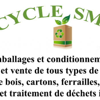 29d4115e2 ... Casablanca / Stocks et Vente en gros. Logo du Vitrine: RECYCLE SMART