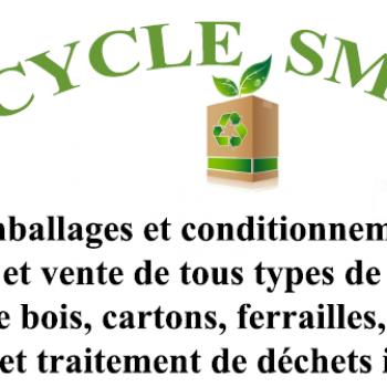 Logo du Vitrine: RECYCLE SMART