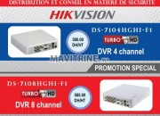 Photo de l'annonce: DVR 4 ET 8 CHANNEL