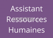 Photo de l'annonce: Assistants ressources humaines