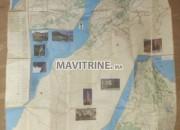 Photo de l'annonce: une carte du maroc