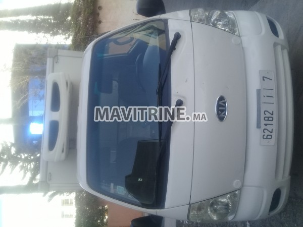 Camion kia k2500 model 2011