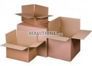 Photo de l'annonce: caisse en carton